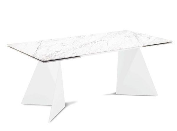 Modern Dining Table Euclide-A | Italia