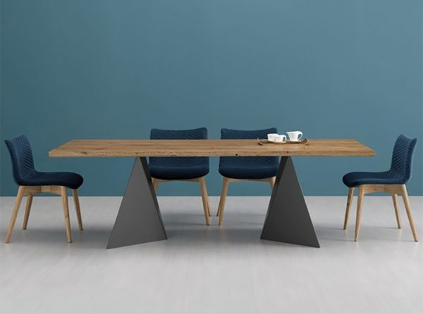 Dining Table Euclide-200 by DomItalia