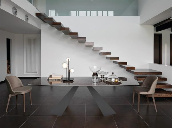 Portland Modern Dining Table | Italy