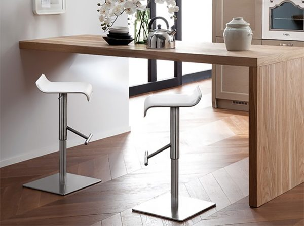 Modern Bar Stool DI-Swing SGT | Italy