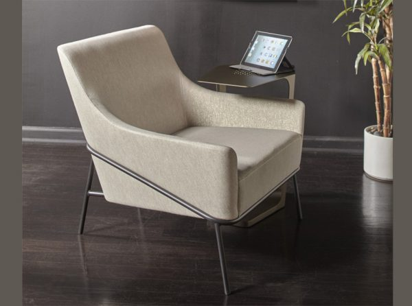 Modern Accent Chair Blake by Elite Modern