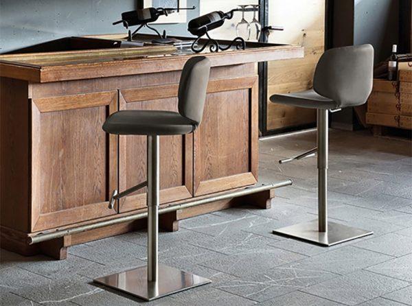 Stylish Bar Stool Style-SGT by DomItalia