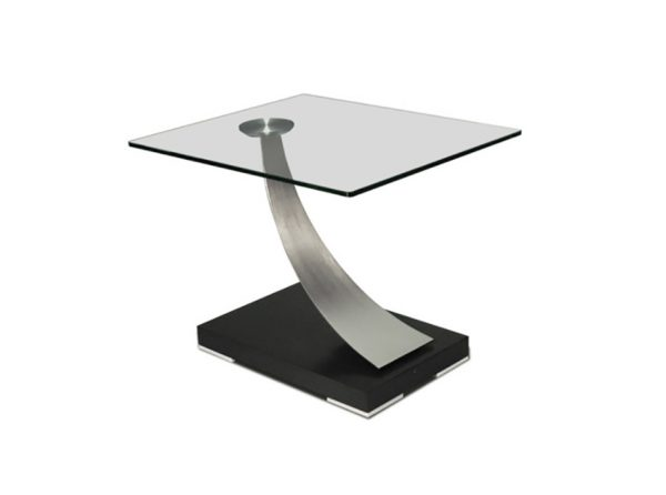 Tangent End Table by Elite Modern