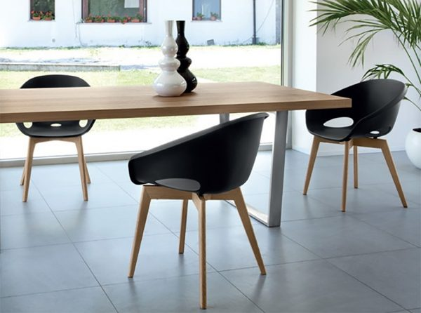 Unique Dining Chair Globe-LG from DomItalia