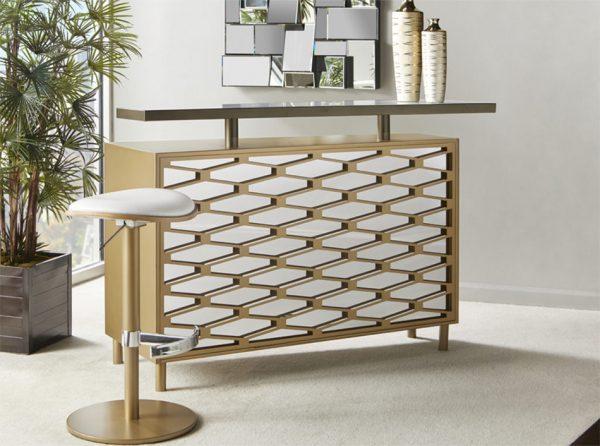 Elite Modern Freestanding Bar Skew   USA