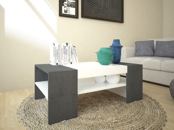 Modern Coffee Table Cilie | Made in Italy