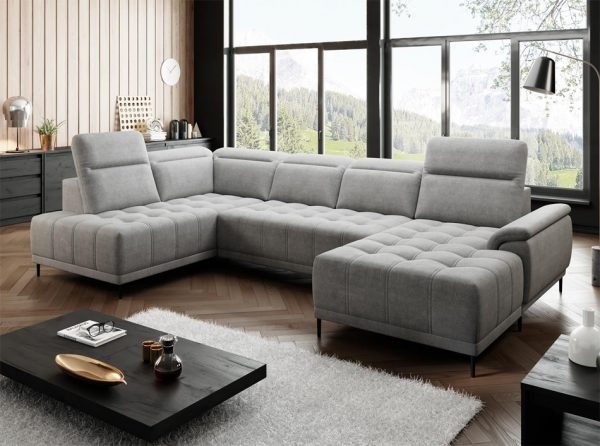 Large European Sleeper Sofa Calvaro XL