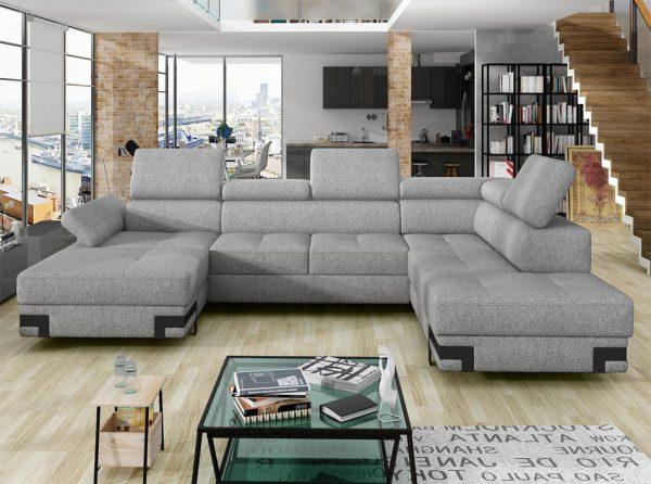 Modern Sleeper Sofa Emporio XL