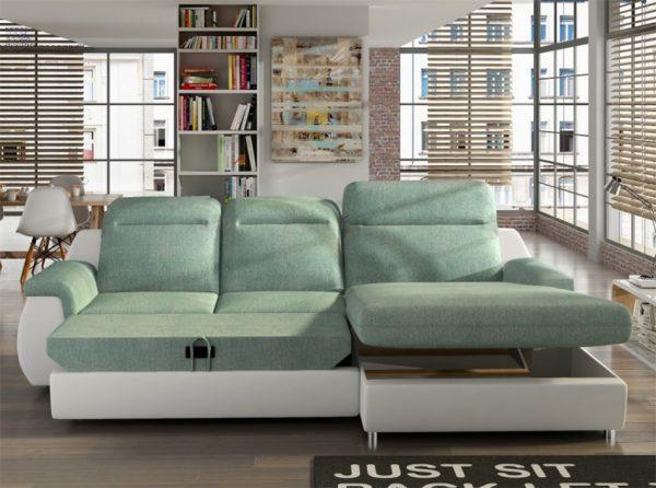 Monero Mini European Sleeper Sofa