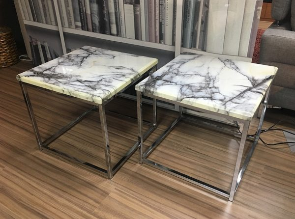 Contemporary End Table   FLOOR SAMPLE SALE