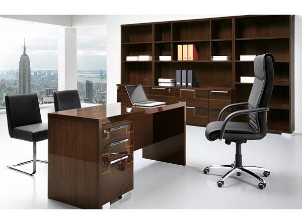 Italian Office Desk by ALF Group