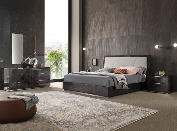 Contemporary Italian Bedroom Riviera by ALF Group